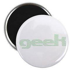 Binary Geek Magnet