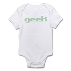 Binary Geek Infant Bodysuit