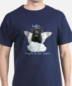 Lab(black) Angel T-Shirt