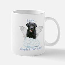 Lab(black) Angel Mug