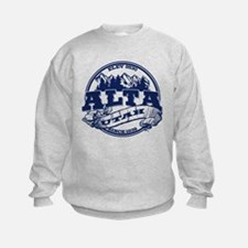 Alta Old Circle Blue Sweatshirt