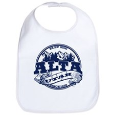 Alta Old Circle Blue Bib