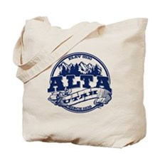 Alta Old Circle Blue Tote Bag