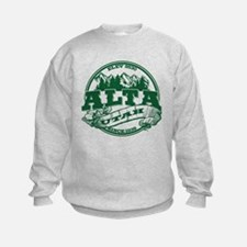 Alta Old Circle Green Sweatshirt