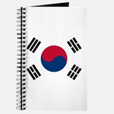 South Korea Flag Journal