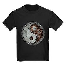 Steampunk Yin Yang T-Shirt