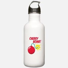 Cherry Bomb Water Bottle