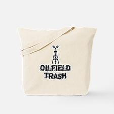 Oilfield Trash Tote Bag