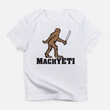 MACHYETI in Color Infant T-Shirt