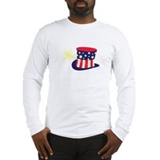 Sparkler Tophat Long Sleeve T-Shirt