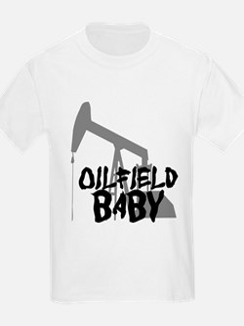 Oilfield Baby T-Shirt