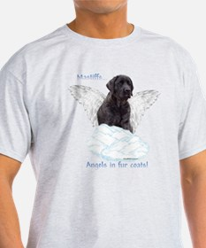 Mastiff(brindle) Angel T-Shirt