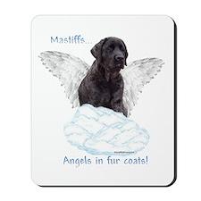 Mastiff(brindle) Angel Mousepad