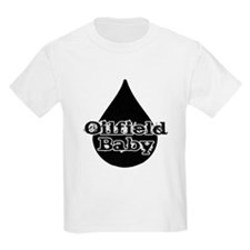 Oilfield Baby- Kids T-Shirt