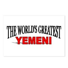 """The World's Greatest Yemeni"" Postcards (Package o"