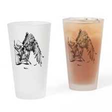 ArchAngel Warrior Drinking Glass