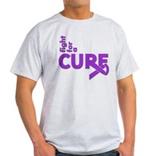 Epilepsy Fight For A Cure T-Shirt