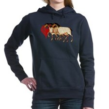 Love Horses Hooded Sweatshirt