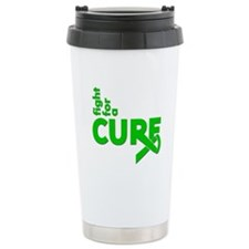 Cerebral Palsy Fight For A Cure Thermos Mug