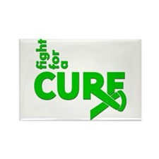 Cerebral Palsy Fight For A Cure Rectangle Magnet