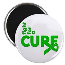 """Cerebral Palsy Fight For A Cure 2.25"""" Magnet (100"""