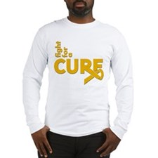 Appendix Cancer Fight For A Cure Long Sleeve T-Shi