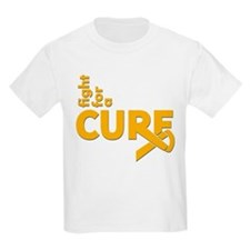 Appendix Cancer Fight For A Cure T-Shirt