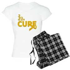Appendix Cancer Fight For A Cure Pajamas