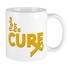 Appendix Cancer Fight For A Cure Mug