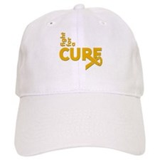 Appendix Cancer Fight For A Cure Baseball Cap