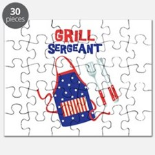 GRILL SERGEANT Puzzle