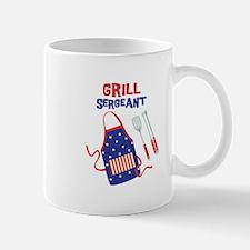 GRILL SERGEANT Mugs