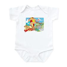 BALOONING Infant Bodysuit