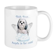 Shih Tzu Angel Mug