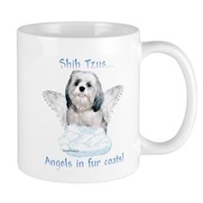Shih Tzu Angel Small Mug