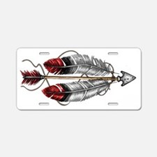 Order of the Arrow Aluminum License Plate