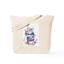 Tea for Four Tote Bag