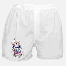 Tea for Four Boxer Shorts
