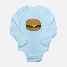 Hamburger Body Suit