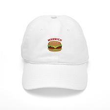 Manwich Baseball Baseball Cap