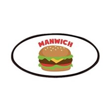 Manwich Patches