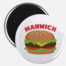 Manwich Magnets