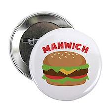 """Manwich 2.25"""" Button"""