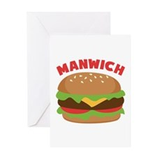 Manwich Greeting Cards