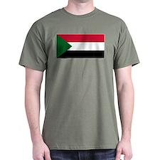 Sudan Flag T-Shirt
