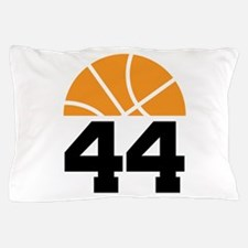 Basketball Number 44 Player Gift Pillow Case