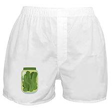 Pickle Jar Boxer Shorts