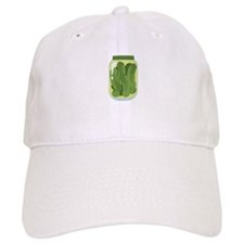 Pickle Jar Baseball Baseball Cap