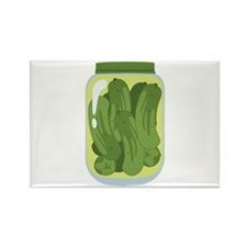 Pickle Jar Magnets