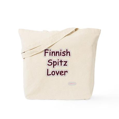 Finnish Spitz Lover Tote Bag